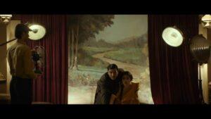 Gold Movie- Nautical lights
