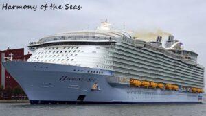 Harmony of the Seas- World Biggest Ship