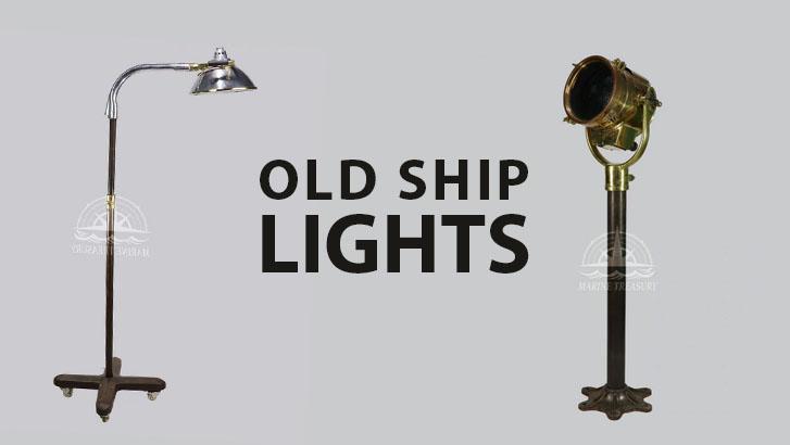 old ship lights for sale