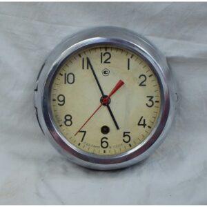 Aluminium Ship Clock