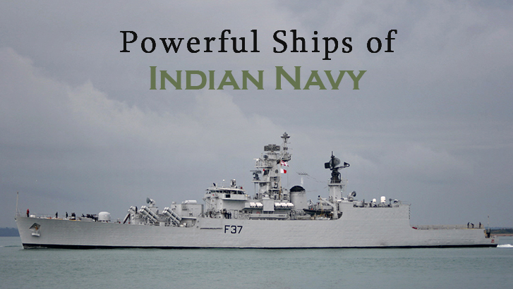 ships of indian navy