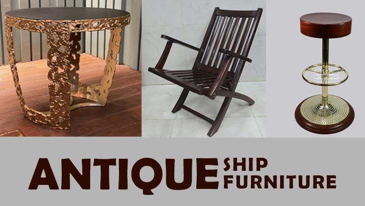 Antique Ship Furniture