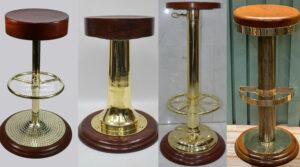 nautical ship furniture- bar stools