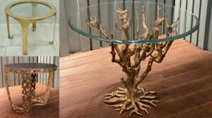 nautical ship furniture- tables